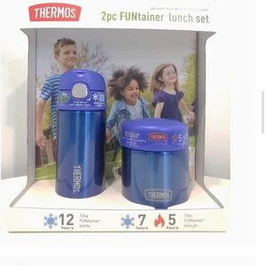 Thermos  2pc Lunchset
